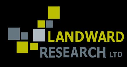 landward research ltd logo