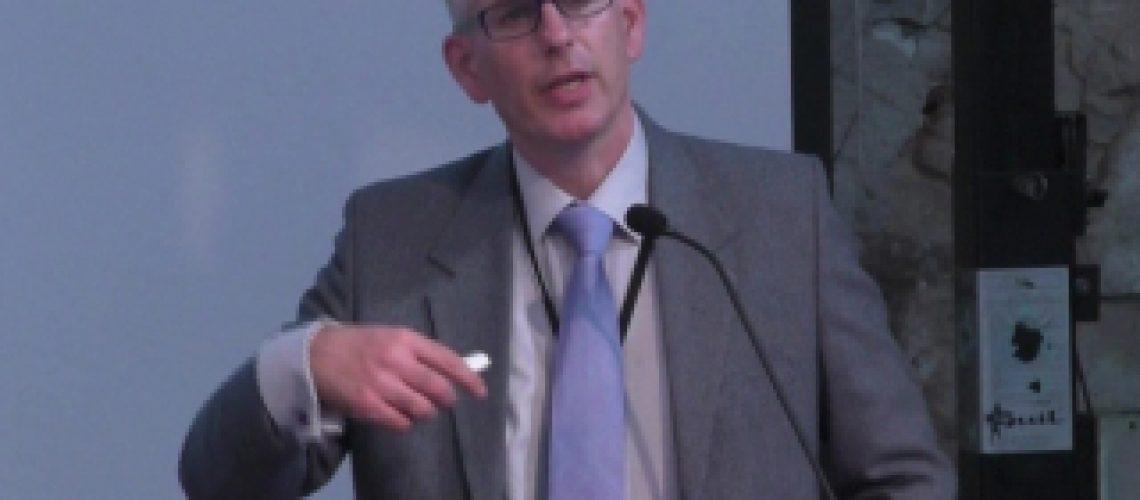 Kenneth presenting
