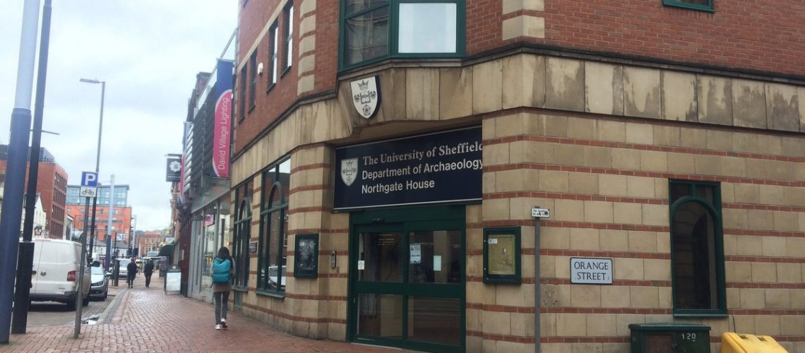 Department of Archaeology, University of Sheffield